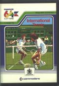 International Tennis per Commodore 64