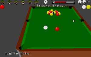 3D Pool per Atari ST