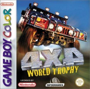 4x4 World Trophy per Game Boy Color