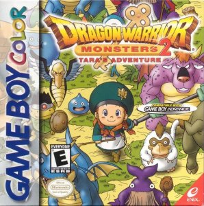 Dragon Warrior Monsters 2: Tara's Adventure per Game Boy Color