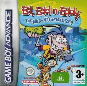 Ed, Edd n Eddy: The Mis-Edventures per Game Boy Advance