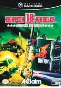 18 Wheeler American Pro Trucker per GameCube