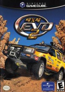 4X4 EVO 2 per GameCube