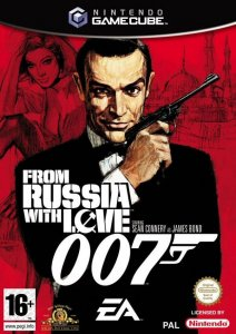 James Bond 007: From Russia With Love per GameCube