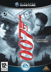James Bond 007: Everything or Nothing per GameCube
