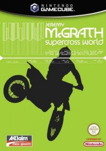 Jeremy McGrath Supercross World per GameCube