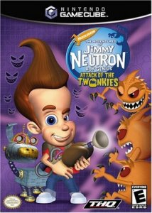 Jimmy Neutron Attack of the Twonkies per GameCube