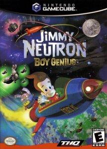 Jimmy Neutron Boy Genius per GameCube