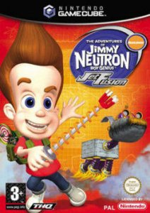 Jimmy Neutron: Jet Fusion per GameCube