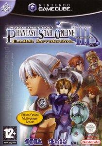 Phantasy Star Online Episode III: C.A.R.D. Revolution per GameCube