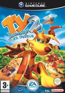 Ty the Tasmanian Tiger 2: Bush Rescue per GameCube