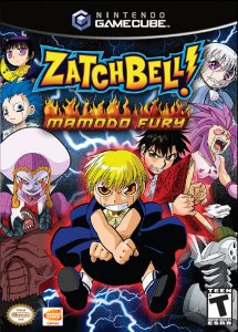 Zatch Bell!: Mamodo Fury per GameCube