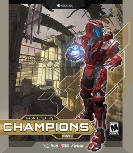 Halo 4: Champions Bundle per Xbox 360