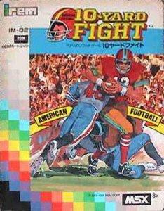10-Yard Fight per MSX