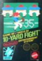 10-Yard Fight per Nintendo Entertainment System
