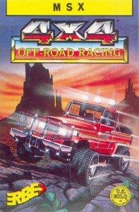 4x4 Off-Road Racing per MSX