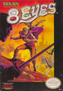 8 Eyes per Nintendo Entertainment System