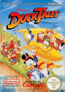 Duck Tales per Nintendo Entertainment System