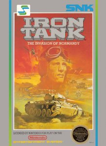 Iron Tank: The Invasion of Normandy per Nintendo Entertainment System