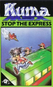 Stop the Express per MSX