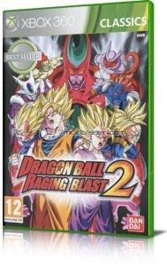 Dragon Ball: Raging Blast 2 per Xbox 360
