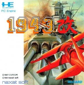 1943 Kai per PC Engine