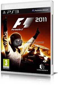 F1 2011 per PlayStation 3