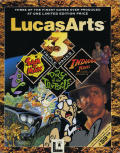 LucasArts x3 Triple Packs: Graphical Adventures per PC MS-DOS