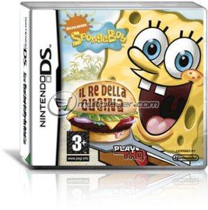 SpongeBob: Il Re della Cucina per Nintendo DS