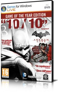 Batman: Arkham City per PC Windows