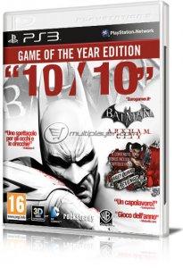 Batman: Arkham City per PlayStation 3