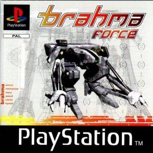 BRAHMA Force: The Assault on Beltlogger 9 per PlayStation