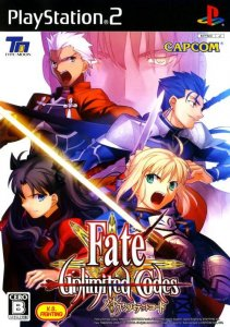 Fate/Unlimited Codes per PlayStation 2