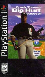 Frank Thomas Big Hurt Baseball per PlayStation