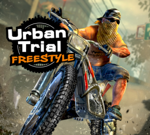 Urban Trial Freestyle per Nintendo 3DS