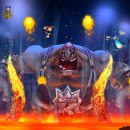 Rayman Legends - La versione Vita ha 28 livelli in meno