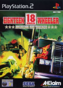 18 Wheeler American Pro Trucker per PlayStation 2