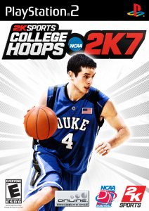 College Hoops 2k7 per PlayStation 2