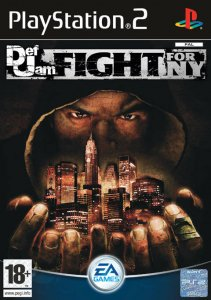 Def Jam: Fight for NY per PlayStation 2