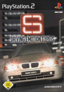 Driving Emotion Type S per PlayStation 2