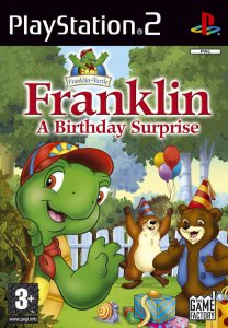 Franklin: A Birthday Surprise per PlayStation 2