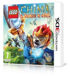 LEGO Legends of Chima: Il Viaggio di Laval per Nintendo 3DS
