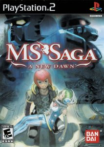 MS Saga: A New Dawn (Gundam: True Odissey) per PlayStation 2
