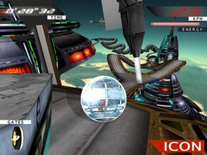 Spinout per PlayStation 2