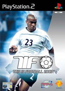 This is Football 2003 per PlayStation 2