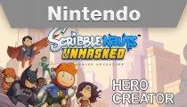 Scribblenauts Unmasked: A DC Comics Adventure - Un trailer per l'editori di eroi