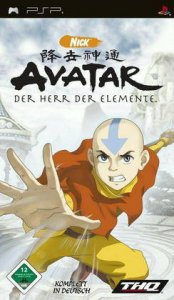 Avatar: The Legend of Aang per PlayStation Portable