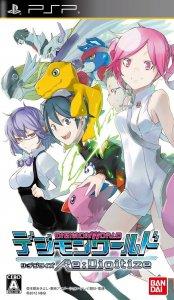 Digimon World Re:Digitize per PlayStation Portable