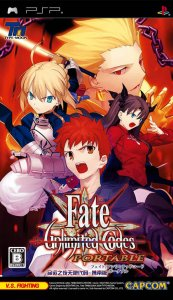 Fate/unlimited codes per PlayStation Portable
