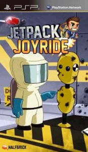 Jetpack Joyride per PlayStation Portable